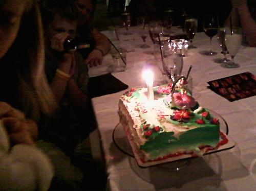 Sasha's Birthday