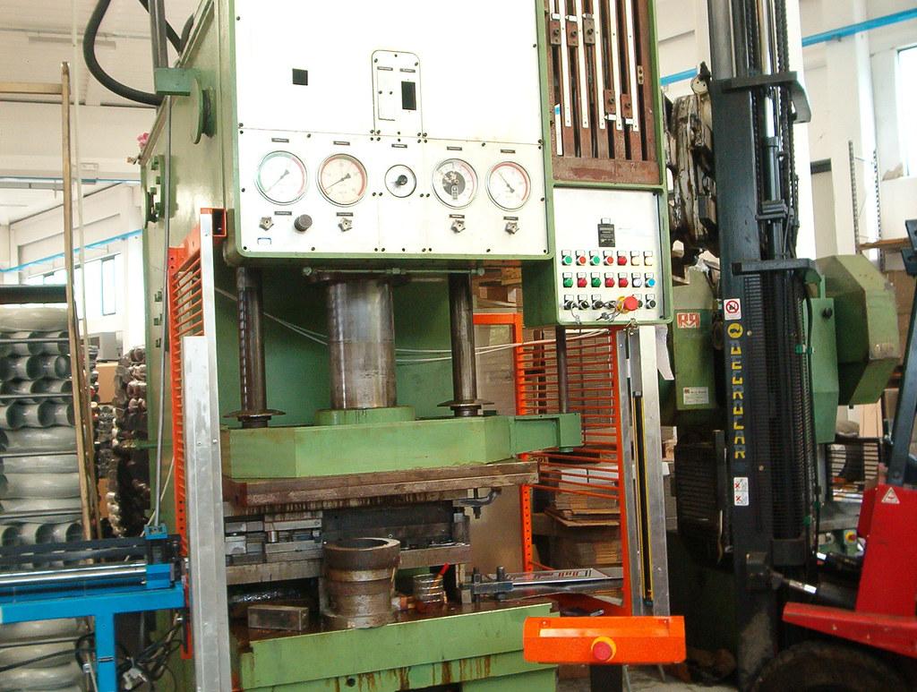 hydraulic press c-frame Muller