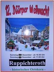 Weihnachten auf dem Lande (Dieter14 u.Anjalie157) Tags: adventszeit weihnachtsmarkt weihnachtsgeschichte aufdemlande