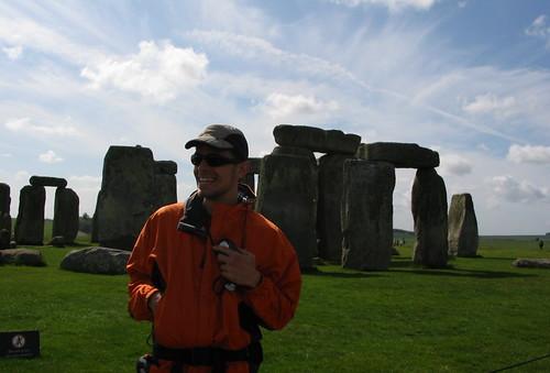 Jay @ Stonehenge
