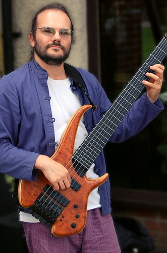 Wulf Forrester-Barker on Bass