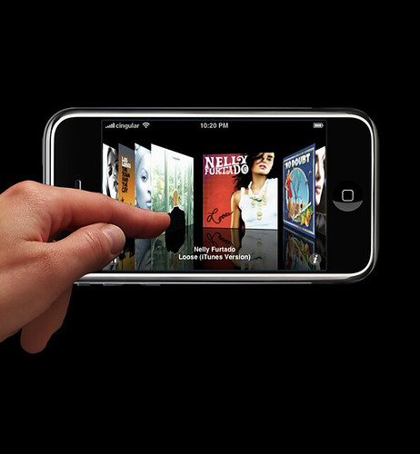 iPhone Multitouch