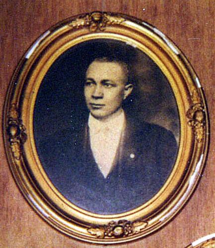 Mason Barnett Patten, Sr.