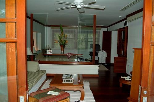 Santiburi Resort en Samui, Tailandia