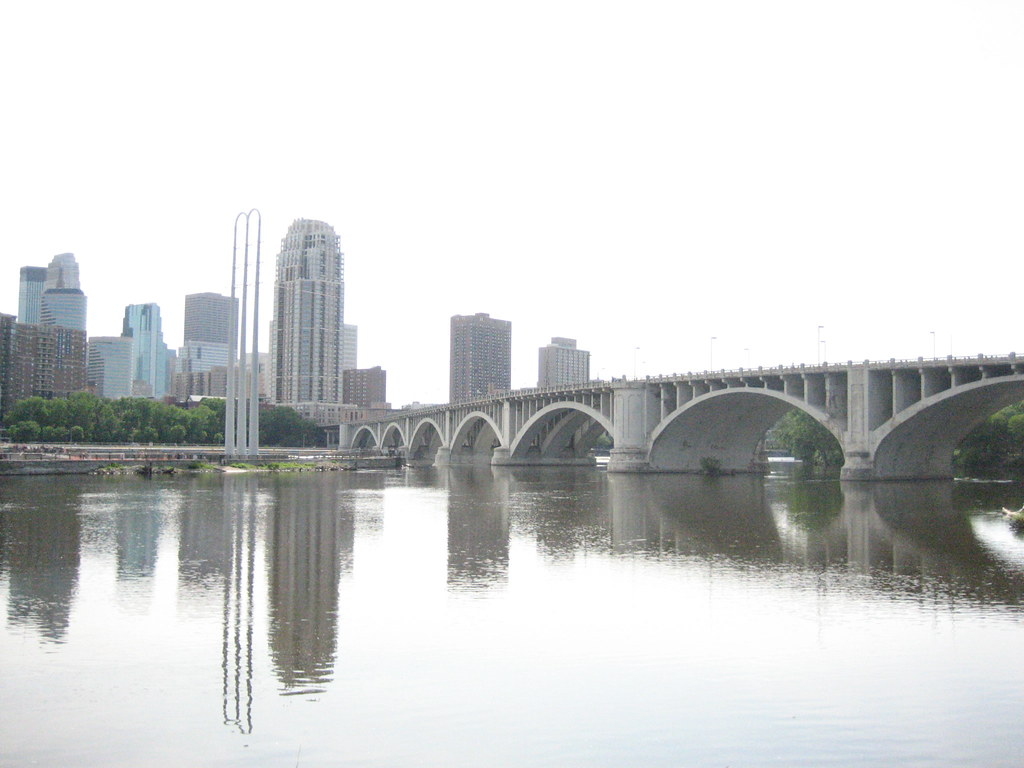 NOT the Stone Arch Bridge