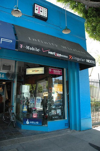 Infinity Wireless Santa Monica California