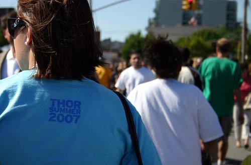 Thor Summer 2007