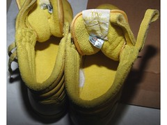 Reebok Freestyle Classic Yellow (Sneaker fan) Tags: classic yellow freestyle rfh reebok