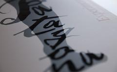 Patagona (Baptiste Pons) Tags: magazine design graphicdesign revista cover type pepe diseño tipografia portada pata diseñográfico tipografía disseny experimenta patagona dissenygràfic pepegimeno flocado ffpepe