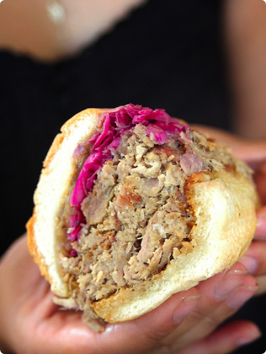 BBQ Pull Pork Sandwich