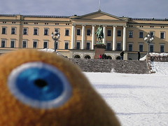 The Slottet Royal Palace (lifeofzippy) Tags: oslo norway work zippy chemistrydigital lifeofzippy