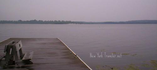 Onondaga Lake From Pier