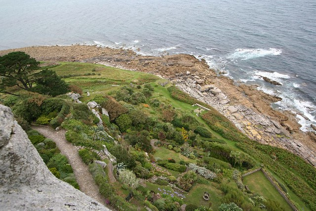 gardens at st michael's mount