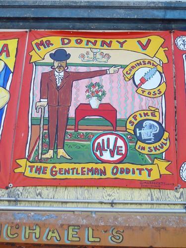 Donny Vomit