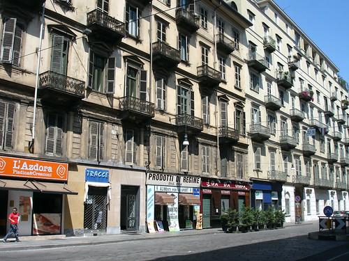 Turino Streets