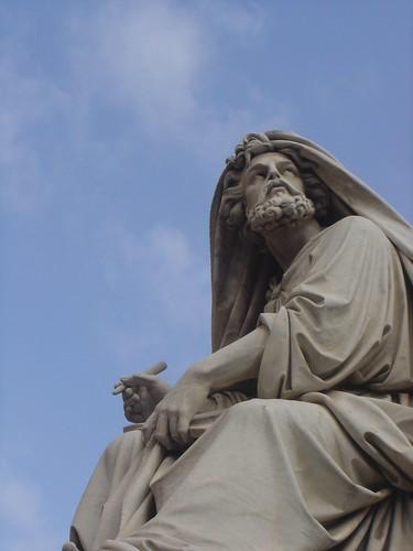 Roma, Italia, Esculturas