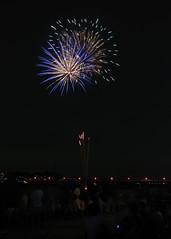 多摩川花火大会(2007/8/18)