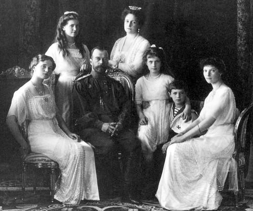 Rus Çarı ve Ailesi