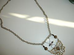 Colar Butterlfly (Les Amis) Tags: de luxo acessrios