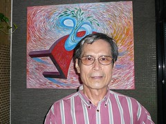 Su Hsin-tien at his Taipei Home