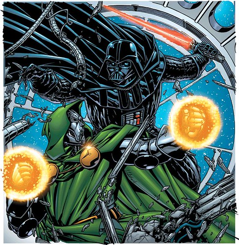 Doom vs. Darth