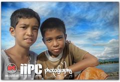 Bestfriends (J u l i u s) Tags: blue sky kids canon pier ipil leyte 6541 ormoc iipcphoto wwwiipcphotocom