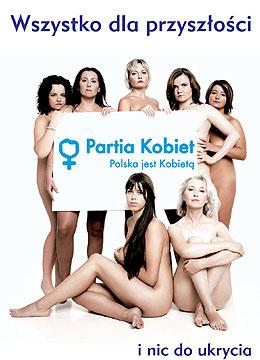 Polonia: Partido de las Mujeres