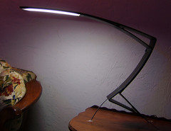 $5 Reading Lamp (Imajilon) Tags: lighting make design diy recycle scrap salvage reuse artlamp 5dollar