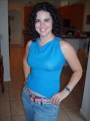 Sarah's Goddess FO