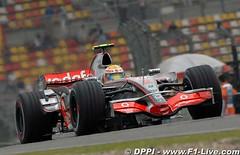 GP China - Hamilton
