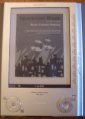 Sony Reader 2 - Spaceman Blues