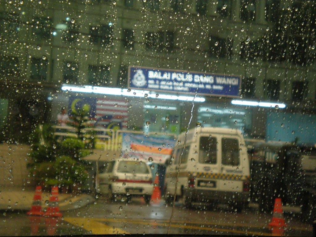 dang wangi policce station