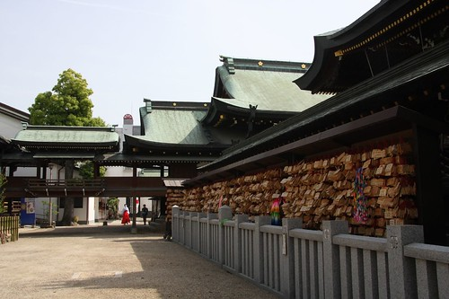 Ōsaka Tenmangū Shrine