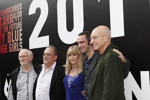 Michael Powell Jury photocall