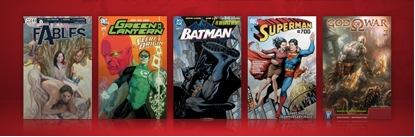 Comics 6-25