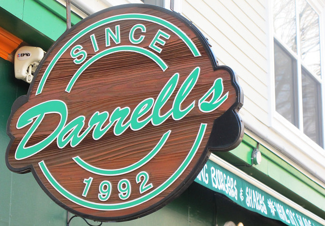 Looking for a great burger in Halifax? Try Darrell's.