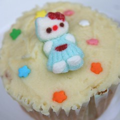 Hello Kitty Cupcakes!