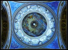Dome of St.Isaac ([ Petri ]) Tags: church dove dome saintpetersburg russian pietari venäjä Исаакиевскийсобор iisakinkirkko saintisaacofdalmatia