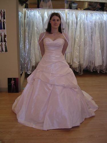 THE Dress - yes it is pink!