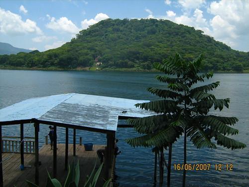 Lago de Coatepeque