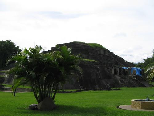 ruinas llamadas Tazumal un sitio hist rico de cuando El Salvador a n se