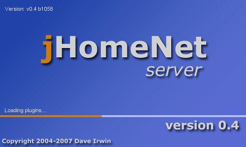 jHomeNet