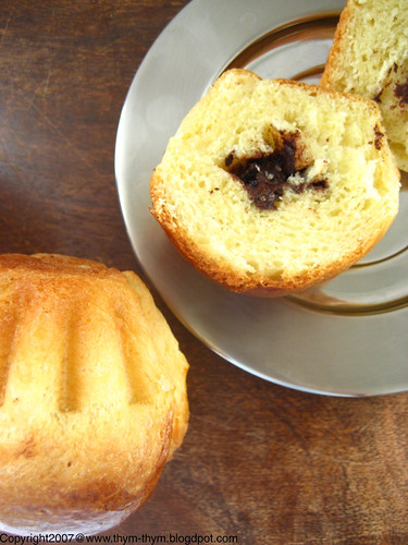 Chocolate Brioche