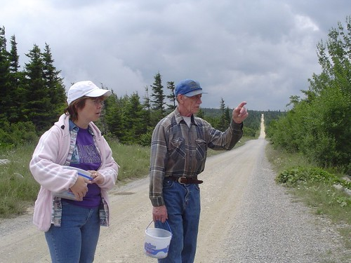Cheryl and Benny crossing PR75