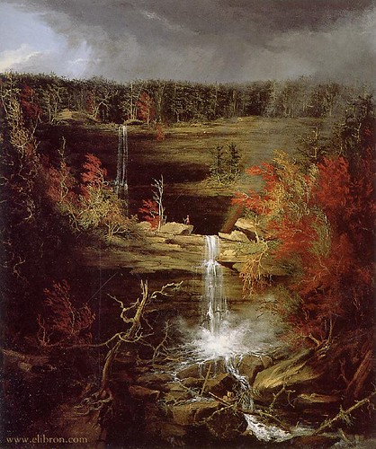 Falls of the Kaaterskill, Thomas Cole 1826
