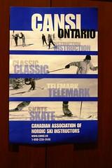 CANSI Ontario poster circa 2001 from Scott Lemon