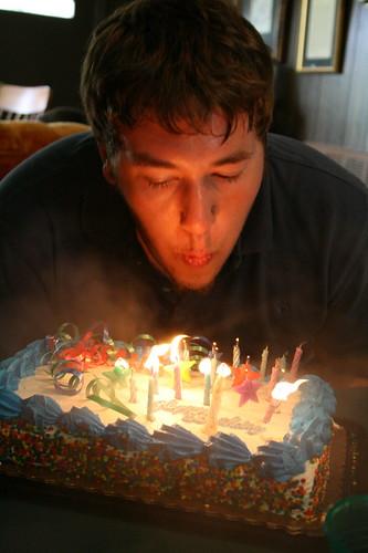birthday boy -- aug 26