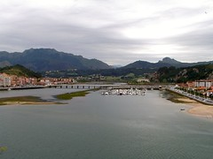 Desembocadura del ro Sella - Ribadesella (RBolance) Tags: espaa rio spain asturias ria sella ribadesella asturies rbolance travelerphotos