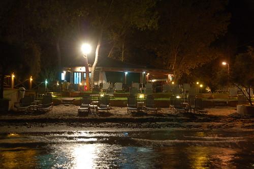 Freddie's Bar by Night