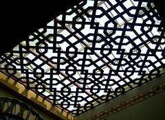 Islamic Zakhrafa 2 (D e z i g n e r) Tags: colour building art architecture gulf designer uae ceiling arabic arab arabian decor effect islamic doha qatar   dezign            dezigner hirtage
